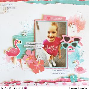 Lauren Hender June creative Kit LO2